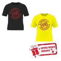 T-Shirt Anno di Nascita