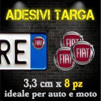 Adesivi Targa - Marche Auto