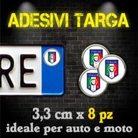 Adesivi Targa - Calcio